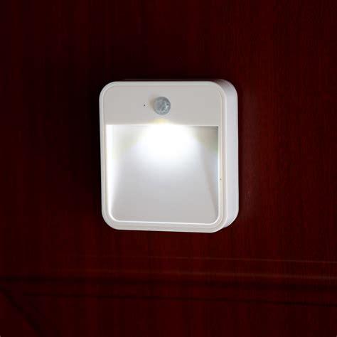 motion sensor led light up led motion light wireless sensor led night light wall