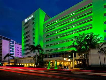 Miami Inn Holiday Oceanfront Hotels Ihg Florida