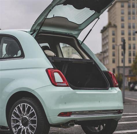 fiat 500 kofferraum kultiger kleinwagen der fiat 500 ist italienischer als jeder welt