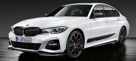 Bmw Reveals M Performance Parts For G20 3 Series