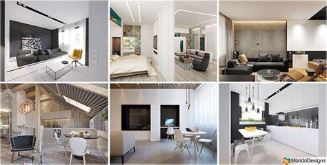 arredare interni casa idee per arredare una casa piccola in stile moderno