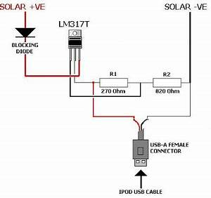 battery charger circuit using solar cell wiring diagram With wiring diagram for a boat who charges its battery bank with solar