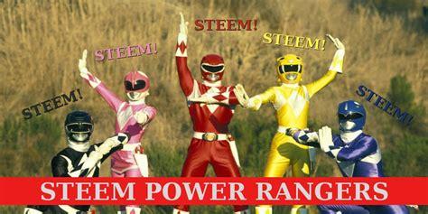 Power Rangers Meme - steem power rangers meme steemit