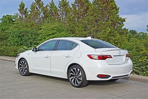 2016 acura ilx a spec road test review carcostcanada