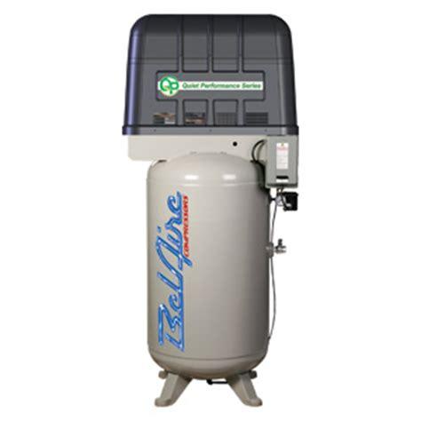 belaire qp quiet performance air compressors