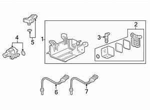Chevrolet Captiva Sport Sensor  Pressure