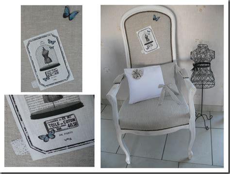 relooking fauteuil voltaire au pays des r 234 ves
