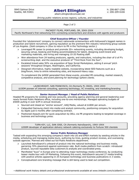 Effective Resumes Exles by Most Effective Resume Format