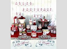 VintageRetro ChristmasHoliday Party Ideas Photo 1 of 6
