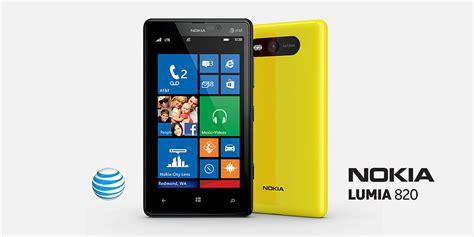 at t nokia lumia 820 review