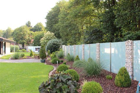 Garten Wind Und Sichtschutz by Glaszaun F 252 R Garten Und Terrasse Glasprofi24