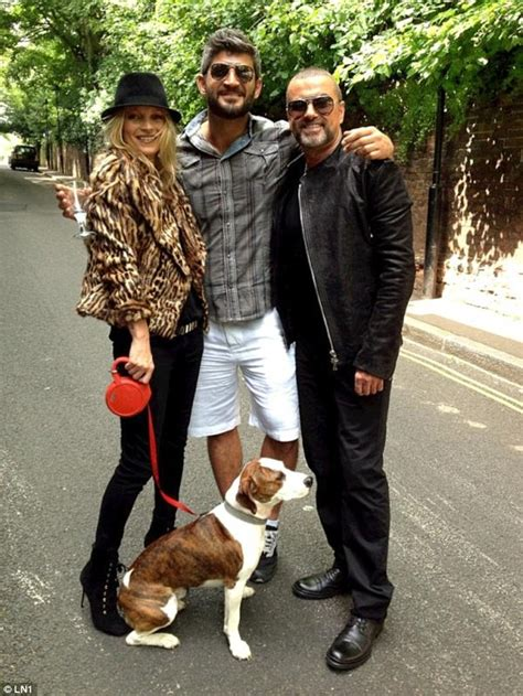 George Michael let neighbour Kate Moss and her daughter ...