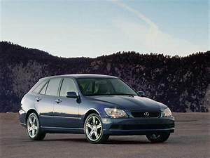 2002 Lexus Is 300 Sportcross Review