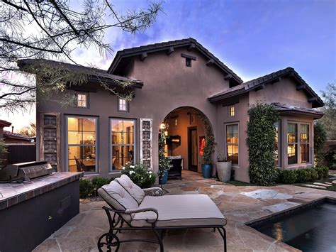 single level scottsdale home for sale dc ranch golf
