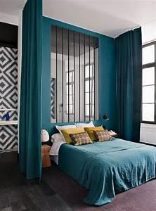 Ikea Cloison Amovible : la s paration de pi ce amovible optez pour un rideau ~ Melissatoandfro.com Idées de Décoration