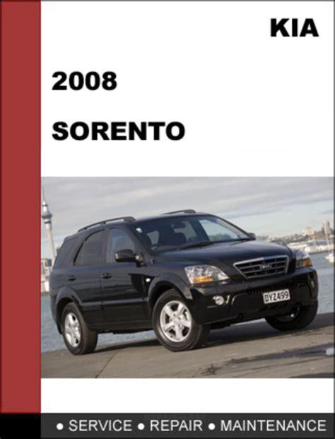 free car repair manuals 2008 kia sorento interior lighting kia sorento 2008 oem factory service repair manual download downl