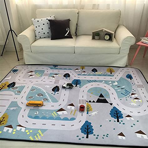 Living Room Play Mat by Maxyoyo Play Mat For Baby Grey Area Rug Foam Play Mat