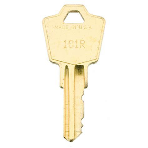 hon file cabinet key blank and locks for hon file cabinets and desks easykeys