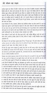 my essay essay on the aim of my life in hindi