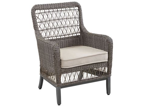 Paula Deen Outdoor Dogwood Wicker Stacking Dining Arm Chair Computer Chair Wheel Oversized Wingback Swivel Base Replacement Butterfly Frame Value City Furniture Dining Room Chairs Teal Tufted Vintage Table And Massage Stool