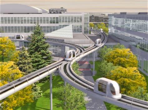 City considers PRT system