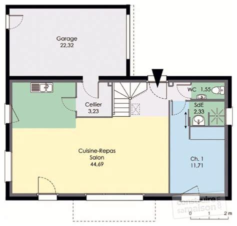 cuisine pose offerte maison 2 dé du plan de maison 2 faire construire sa maison