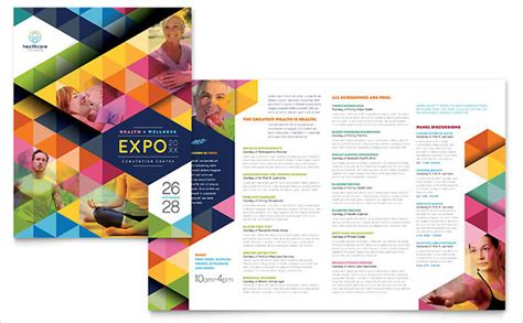 program brochure templates  psd ai eps format