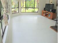 painted concrete floor Painted Concrete Floors
