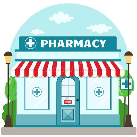 opuscolo della farmacia illustrazione vettoriale illustrazione  clinica