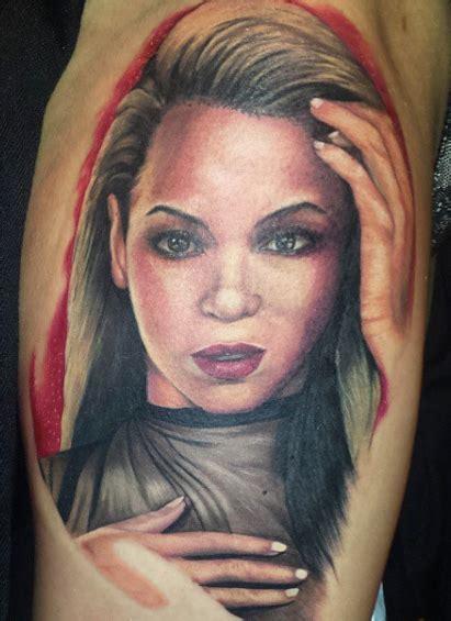 beyonce tattoo tattoos fan beyonce lemonade