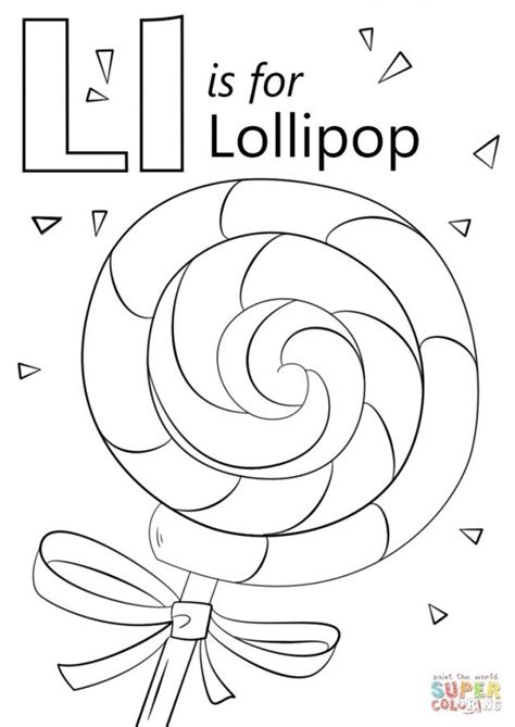 inspiration picture  letter  coloring pages preschool