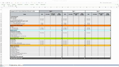 business case excel template exceltemplates