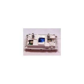 detachee carte electronique pour lave linge whirlpool achat prix fnac