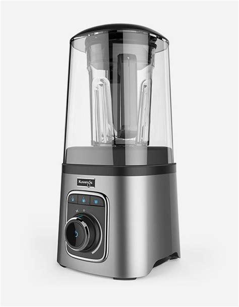 kuvings high speed vaccum blender blenders
