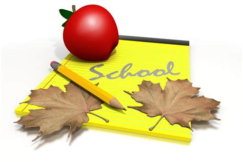 Image result for fall school clipart