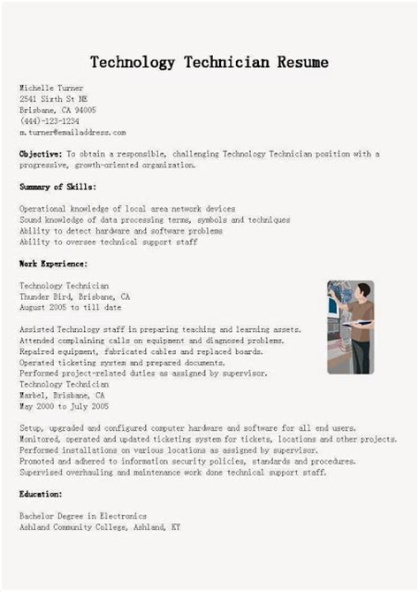 Slot Technician Resume by Great Sle Resume
