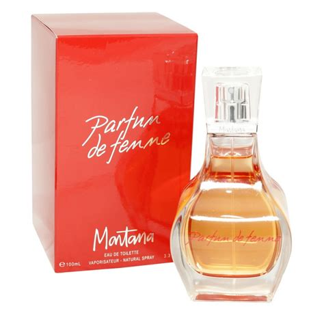 Eau De Parfum Spray Vs Eau De Toilette Spray by Montana Parfum De Femme Eau De Toilette Spray 100 Ml