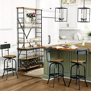 dining room  kitchen furniture ballard designs