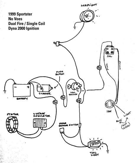 Harley Davidson Point Ignition Wiring Diagram by 1999 Sporty Wiring Diagram Biltwell Inc Flickr