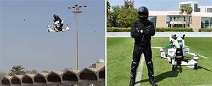Dubai Police Will Soon Be Buzzing Around on These Epic ...