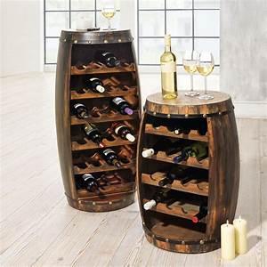 Weinregal Holz Antik : weinregal weinfass flaschenregale holz weinregale weinregal ~ Indierocktalk.com Haus und Dekorationen