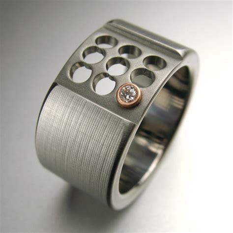 unique mens engagement ring unique wedding ideas inked