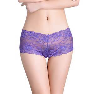 wish list app 1pc lace boyshorts shorts women soft lace