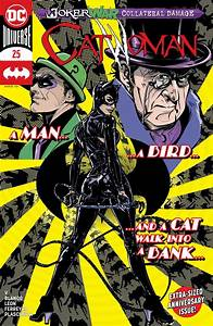 Catwoman  25 Review