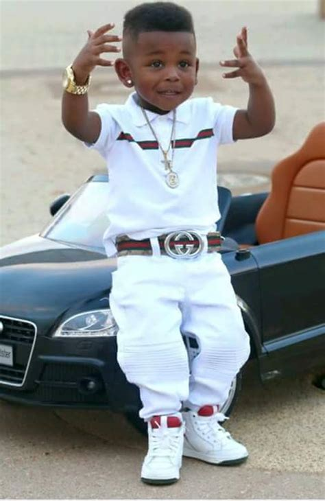 See These Swag Dressing Styles From Cute Kids(photos) - Celebrities - Nigeria