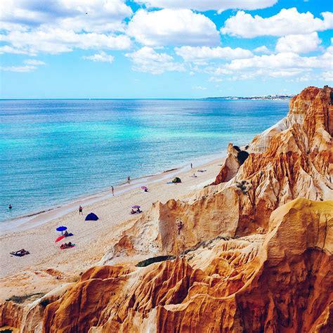 nl67 nature sea vacation beach rock summer blue wallpaper