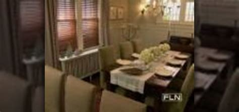 How to Design your kitchen/dining room combo elegantly