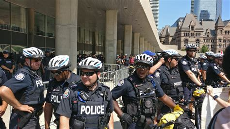 Toronto police need to answer for their actions | Canada's ...