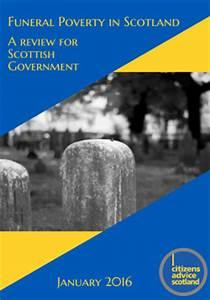Funeral Poverty | Citizens Advice Scotland