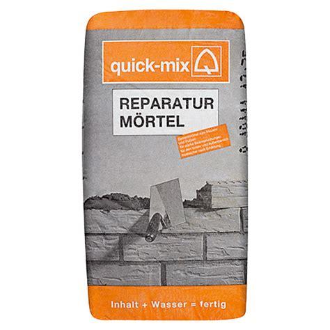Quickmix Reparaturmörtel (25 Kg) Bauhaus